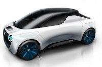 Honda презентует маленький электрический пикап Tomo в Женеве