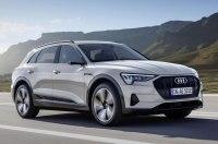Audi немного опаздывает с выходом своего электрокроссовера e-tron