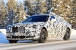 Новый Rolls-Royce Ghost поймали на зимних тестах