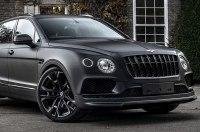 Тюнинг-пакет для Bentley Bentayga в стиле Дарта Вейдера