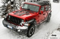 Настоящее бездорожье - это только для Jeep!