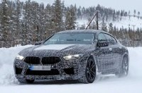 BMW M8 Gran Coupe поймали на тестах