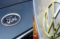 Партнерство Ford и Volkswagen не будет включать электромобили