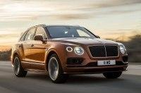 Bentley Bentayga обогнал Lambo Urus и стал самым быстрым в мире внедорожником