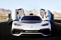 У покупателей гиперкара Mercedes-AMG снимут отпечатки рук