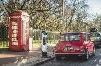 Электрификация классических автомобилей добралась до MINI