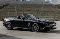 Mercedes-Benz представит прощальную версию для нынешнего SL-Class