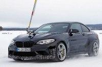 Новая версия BMW M2 CS замечена фотошпионами на тестах