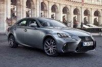 Новый Lexus IS получит мотор BMW от возрожденной Toyota Supra