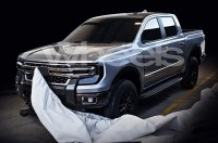 В Сети появились фото неизвестного пикапа Ford