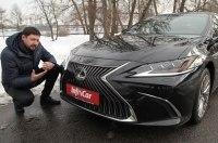 Lexus ES - Camry в максималке?! Тест-драйв нового ES 2019