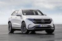 Mercedes-Benz привезет в Женеву Concept EQV