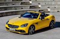 Компактный родстер Mercedes-Benz SLC получил прощальную версию Final Edition