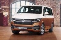 Volkswagen представила рестайлиновый минивэн Multivan