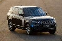 Бронированный Range Rover Sentinel стал стал мощнее