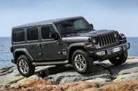 Обзор нового внедорожника Jeep Wrangler