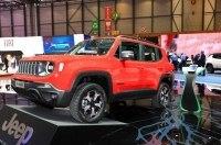 Теперь Jeep Renegade и Compass можно зарядить от розетки