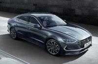 Новая Hyundai Sonata 2020: новые моторы и кнопочный «автомат»
