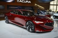 Acura представит новый «заряженный» седан в августе