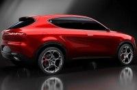 Alfa Romeo обзавелся небольшим кроссовером