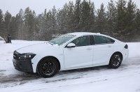 Opel тестирует новую версию седана Insignia 2020 года