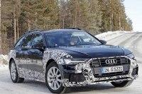 Audi тестирует внедорожные версии обычных моделей с приставкой Allroad