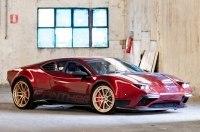 Вот так будет выглядеть «возрожденный» суперкар Lotus De Tomaso Pantera