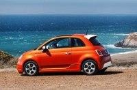 Fiat 500 следующего поколения в электрическом варианте для европейского рынка