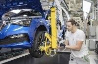Skoda и VW Group планируют построить завод в Сербии