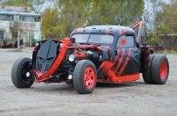 Невероятный хот-род ГАЗ превратили в эвакуатор в стиле Безумного Макса