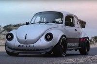 Необычный тюнинг малыша Volkswagen Beetle