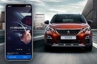 Peugeot запускает в Украине приложение для смартфонов – MyPeugeot App