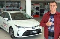 ЧтоПочем: Новая Toyota Corolla 2019