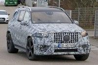 Новейший Mercedes-AMG GLS 63 получит новый 4-литровый мотор