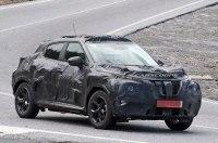 Nissan Juke 2020: фонари в форме бумеранга и другая передняя решетка
