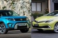 Toyota и Suzuki займутся совместной разработкой автомобилей компактного сегмента
