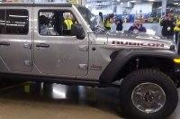 Jeep приступил к серийному производству пикапа Gladiator