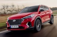 Hyundai представил кроссовер Tucson N Line