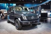 Mercedes-Benz представит еще более мощную версию полноразмерного G-Class