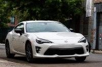 Новую 86-ю модель Toyota выпустит вместе с Subaru