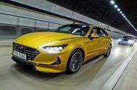Седан Hyundai Sonata нового поколения вызвал ажиотажный спрос