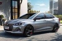 Бюджетный седан Chevrolet Onix: новая жизнь старого Круза