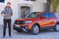 T-Cross 2019 - тест-драйв самого маленького SUV от Volkswagen
