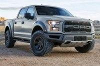 Ford выпустит 700-сильную вариацию пикапа F-150 Raptor