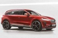 Jaguar готовит новый флагманский внедорожник J-Pace с гибридом