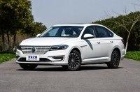 Новый электрический седан Volkswagen e-Lavida для Китая