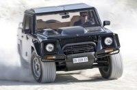 Lamborghini раздумывает над второй моделью линейки SUV