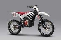 Mugen представила внедорожный электроцикл Mugen E.Rex