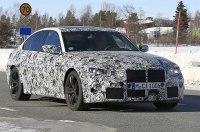 BMW снова тестирует обновленный M3