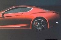 Появилось фото гибридного суперкупе Alfa Romeo GTV